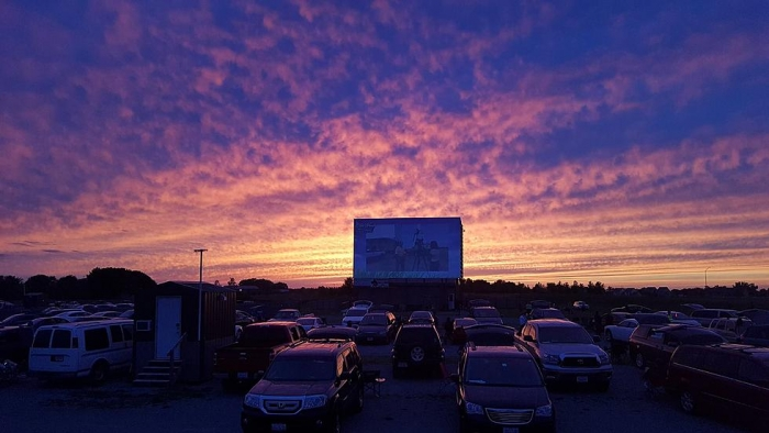 Night At The Drive In Movie Theater Visit Quad Cities